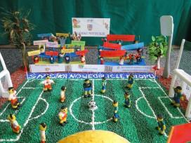 Foto zu Meldung: Ein Sportplatz für die Schule in Górki Noteckie
