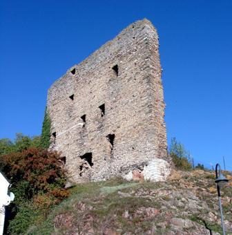 Foto zur Meldung: Oberneisen feiert 725 Jahre Burggeschichte