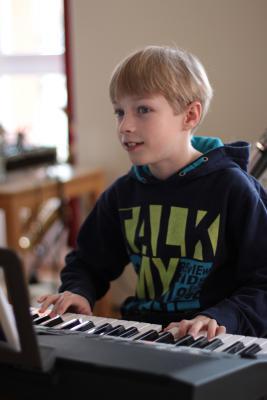 Foto zu Meldung: Kreismusikschule bereitet das neue Schuljahr vor