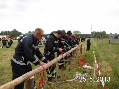 Foto zur Meldung: 10. Stadtfeuerwehrtag in Gollmitz