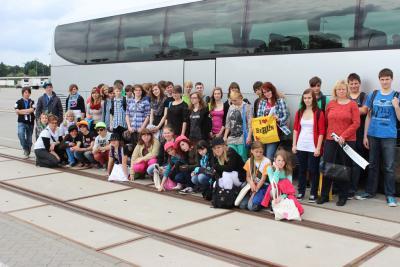 YOU – Europas größte Jugendmesse und wir waren wieder dabei!!!!!!