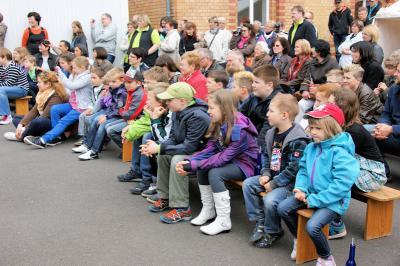 """Foto zur Meldung: Schulfest & 10 Jahre Förderverein """"Schule am Niedertor"""""""