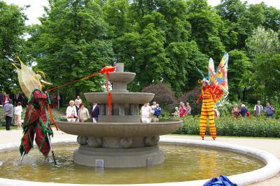 Foto zur Meldung: Wir freuen uns auf den Ostdeutschen Rosengarten in Forst und auf den Rosenkongress