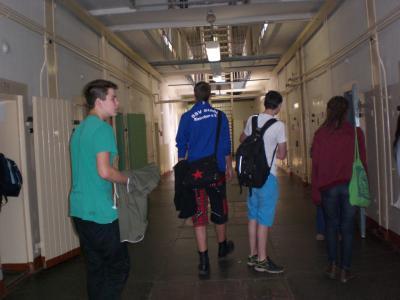 Foto zur Meldung: Klasse 9 in Bautzen II
