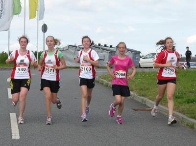 Foto zur Meldung: 3.Airport Race in Laage