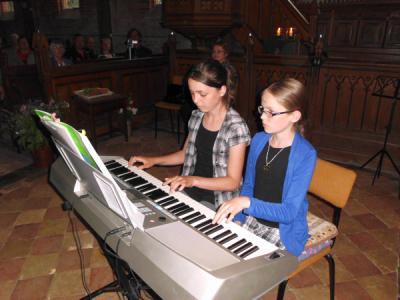 Foto zu Meldung: Musik in die Barniner Kirche