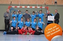 Foto zur Meldung: Partille Cup 2013
