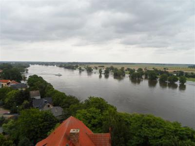 Vorschaubild zur Meldung: Erneut Hochwasser