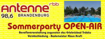 Foto zur Meldung: Antenne Brandenburg Sommerparty OPEN AIR