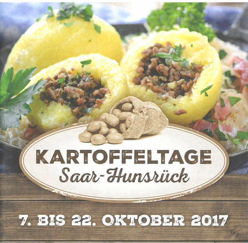 Hotel Zur Post Kell Kartoffeltage