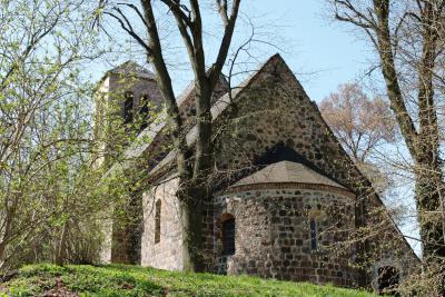 Foto zur Meldung: Startschuss: Sanierung Kirche Wegendorf