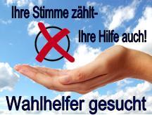 Vorschaubild : Wahlhelfer für die Bundestagswahl 2013 gesucht