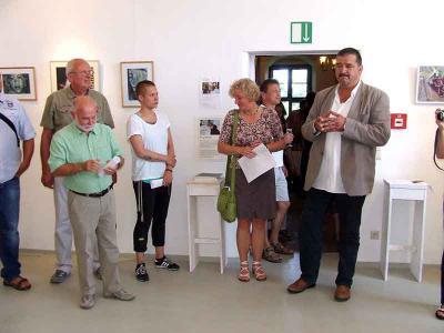 Foto zu Meldung: Ausstellung in der Burggalerie