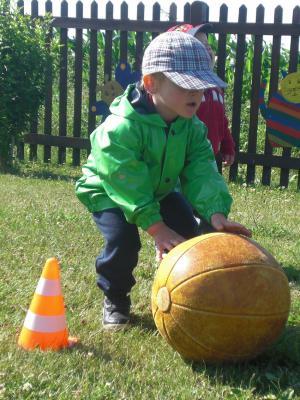 Foto zur Meldung: Bewegung bei den Reh-Kids