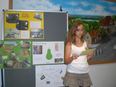 Foto zur Meldung: Praktikumsabend Klasse 7
