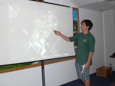 Foto zur Meldung: Praktikumsabend Klasse 9