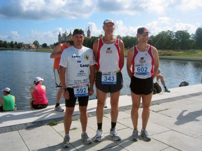 Foto zur Meldung: Fünf-Seen-Lauf in Schwerin