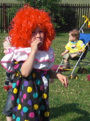 Foto zur Meldung: Eine Woche Zirkus bei den Reh-Kids