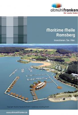 Exposé zur maritimen Meile Ramsberg am Brombachsee
