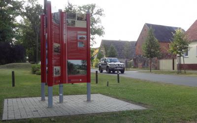 Foto zur Meldung: Fernsehbeitrag von der TILS - Einweihungsfeier in Obersdorf