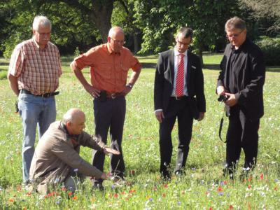 Foto zur Meldung: Landschaftspark Degenershausen - exklusiv