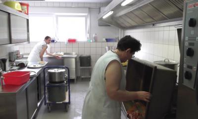 Foto zu Meldung: Lecker Essen aus der Kita-Küche