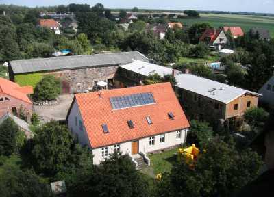Foto zur Meldung: Nachhaltig: 20 Jahre Ökolea in Klosterdorf