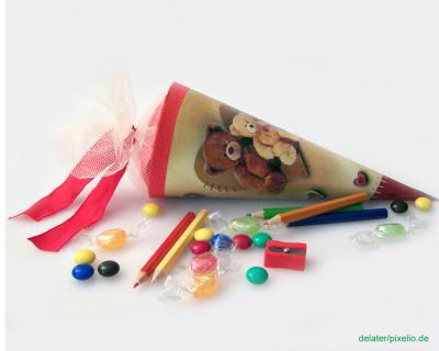 Foto zu Meldung: Schulanfang in der Grundschule