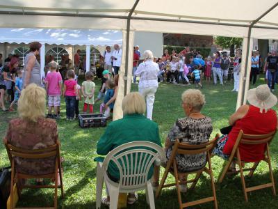 Foto zu Meldung: Dorffest in Werder