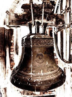 Foto zur Meldung: Dorffest mit Glockenguß
