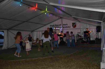 Dorf- und Siedlerfest  in Radeland