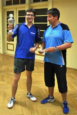 Foto zu Meldung: Gastgeber besiegt Pokalverteidiger