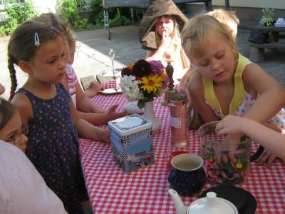 Foto zur Meldung: Wir sind Gartenkinder