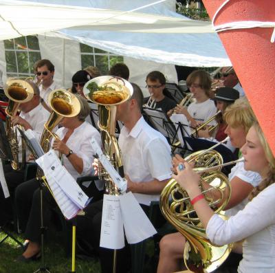 Foto zu Meldung: 4. Pampiner Musiktag - Musikalische Grenzgänge