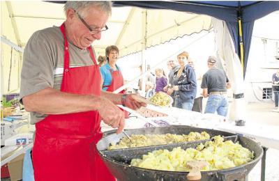 Foto zur Meldung: Die Vielfalt der Kartoffel präsentiert