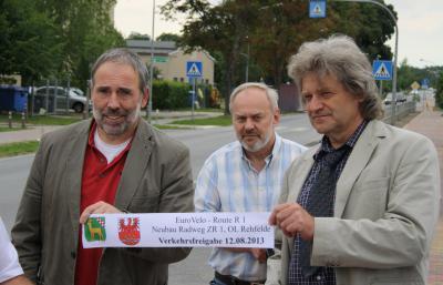 Foto zu Meldung: 2,4 Mio Euro für den R1