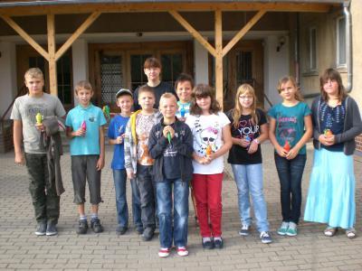 Foto zur Meldung: FSR begrüßt neue Schüler
