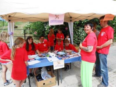 Foto zur Meldung: Sommerfest
