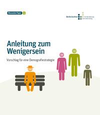 Foto zur Meldung: Berlin-Institut stellt Demografiestrategie vor