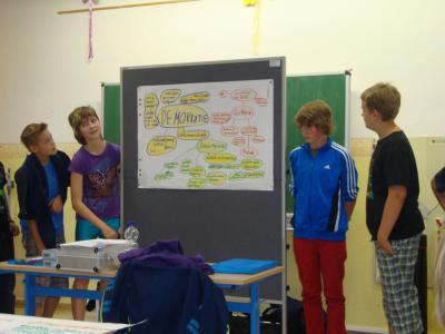Foto zur Meldung: Golzower Grundschüler haben gewählt