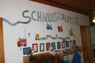 Vorschaubild zur Meldung: Kindertagesstätte Baumbach erstrahlt im neuen Glanz