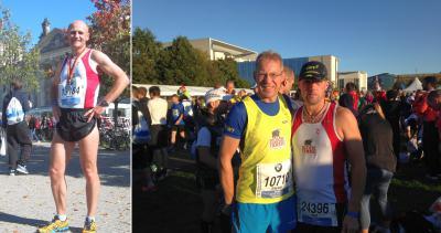 Foto zur Meldung: 40. Berlin-Marathon