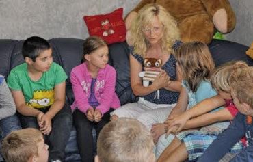 Foto zur Meldung: SVZ Sie ist Anwältin der Kinder