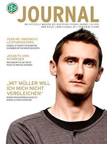 Foto zur Meldung: DFB-Journal 03/ 2013
