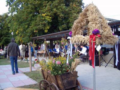 Foto zu Meldung: 6. Erntedankfest in Rehfelde Dorf - eine Nachlese