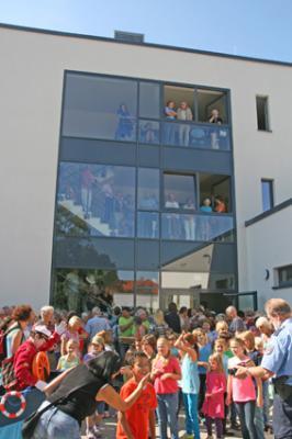 Foto zur Meldung: Neun Ortsteile - Ein gemeinsames Fest