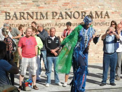 Foto zur Meldung: Im BARNIM PANORAMA Naturpark und Landleben neu entdecken