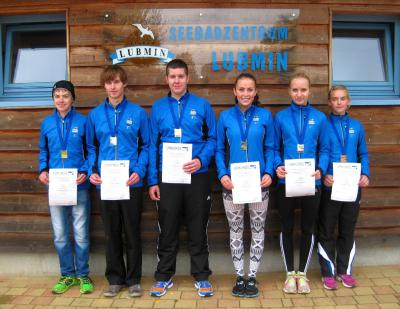 Foto zur Meldung: Landesmeisterschaften im Straßenlauf in Lubmin
