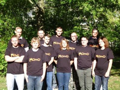 Foto zur Meldung: IJN Praktikum in den Niederlanden für 14 Jugendliche