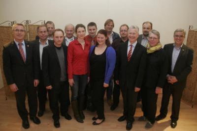 Foto zur Meldung: SPD im Kreis setzt weiter auf Frank Puchtler als Chef